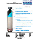 CA-13 Neutralizing & Sediment Filter